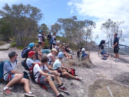 Year 9 HPE Outdoor Adventure Leadership Camp